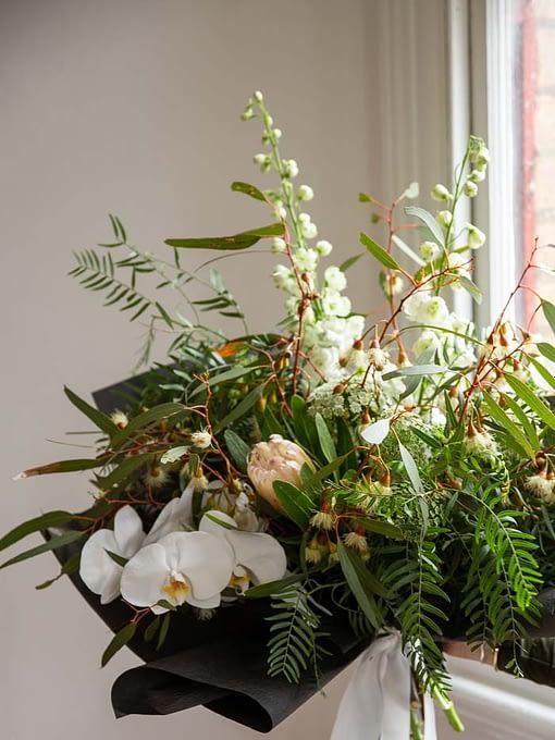 elegant designed bouquet